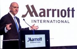 Marriott international press conference 250916.jpg